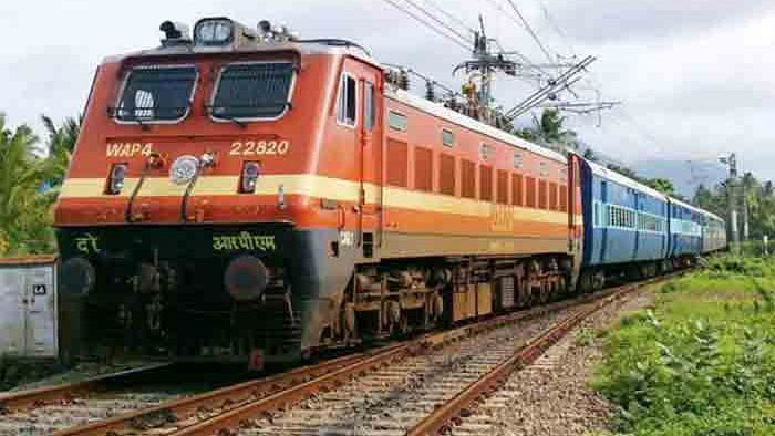 TTE booked allegedly for molesting  Kerala woman passenger on train