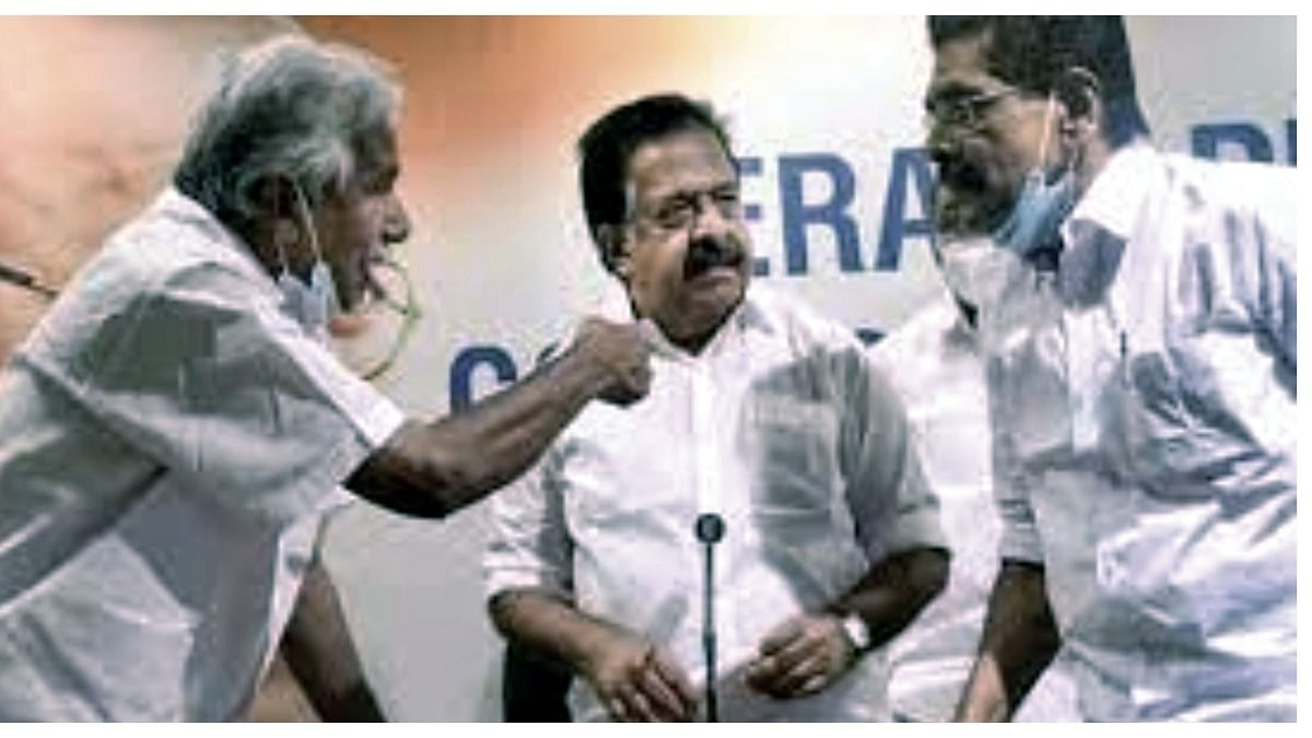 Chandy, Chennithala deny Mullapally's claim to team up with LDF to defeat  Surendran in Manjeshwaram