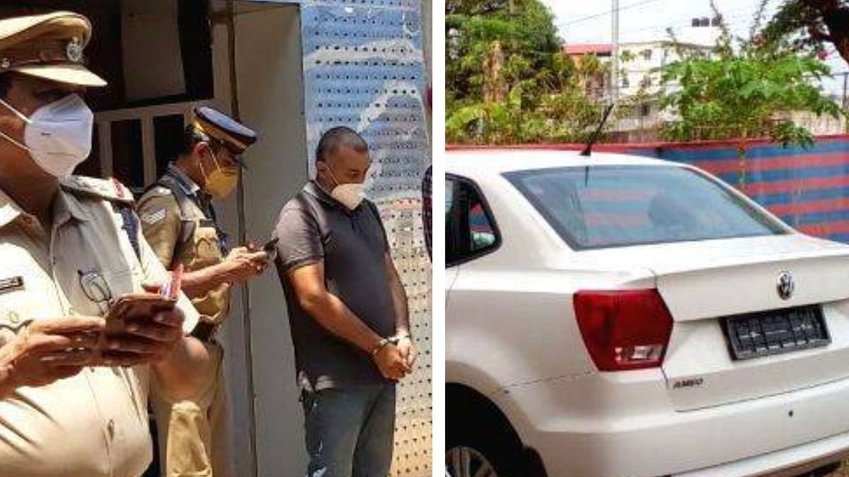Vaiga case: Murder was well planned say police; liquor bottle found in father, Sanu Mohan's car