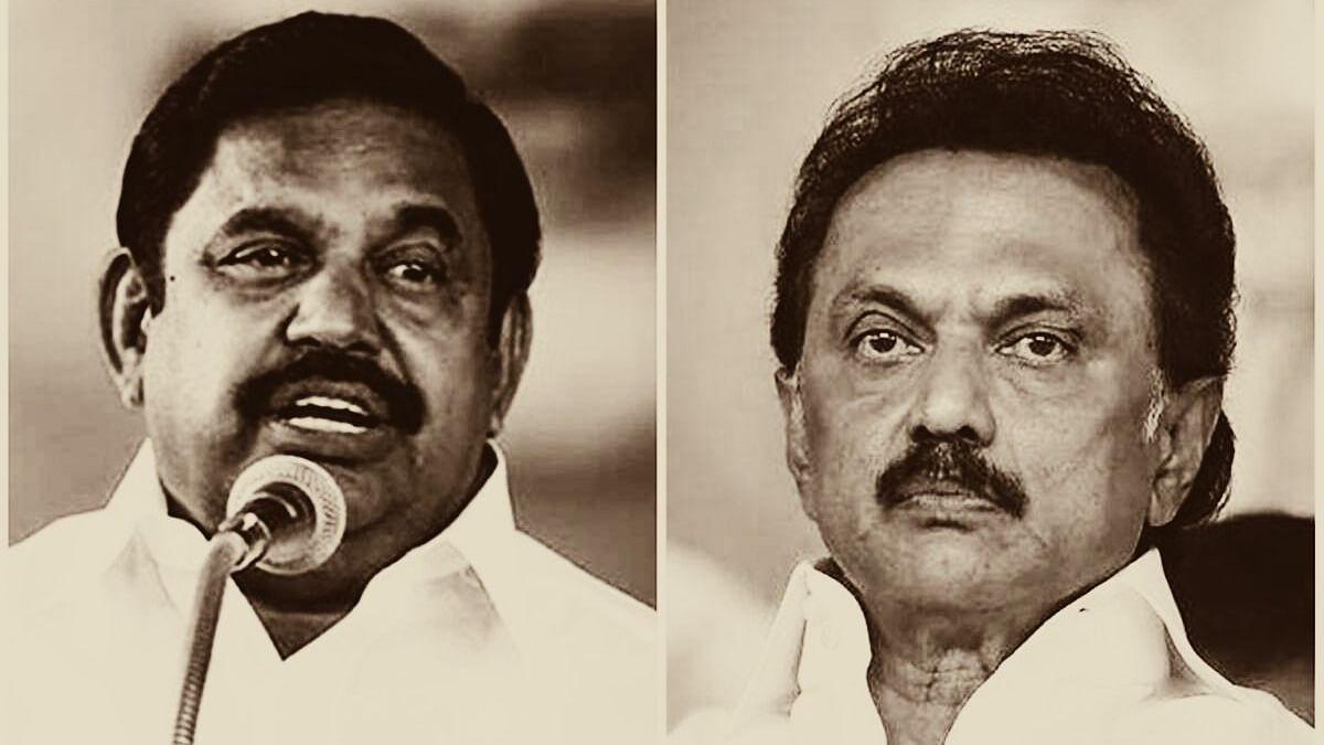 DMK trending in Tamil Nadu; NDA in Puducherry