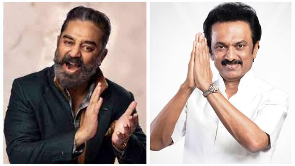 DMK leads with 144 seats; actor Kamal Haasan to win Coimbatore south seat