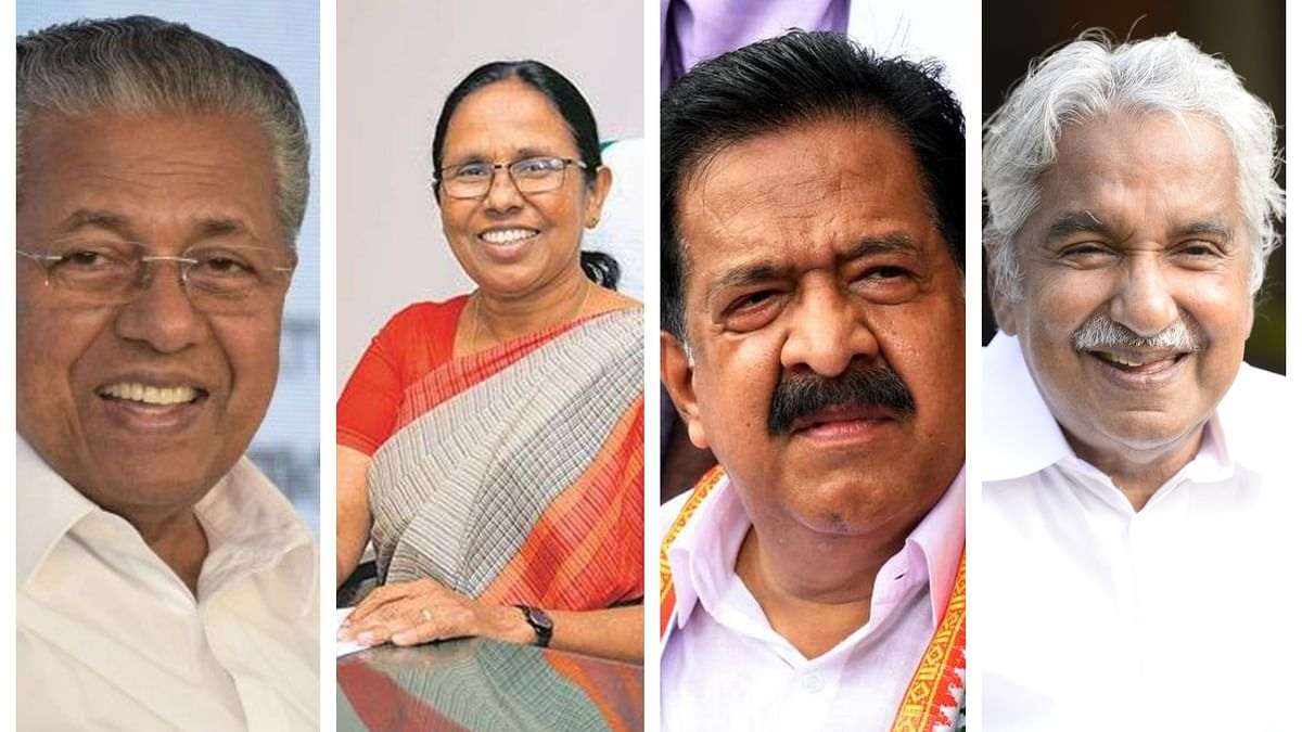 LDF leads with 89 seats, UDF with 49 seats and NDA with 2 seats in Kerala