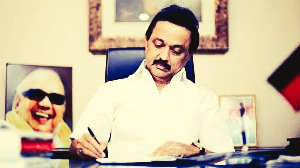DMK wave in Tamil Nadu; MK Stalin and Udayanidhi Stalin lead in respective constituencies