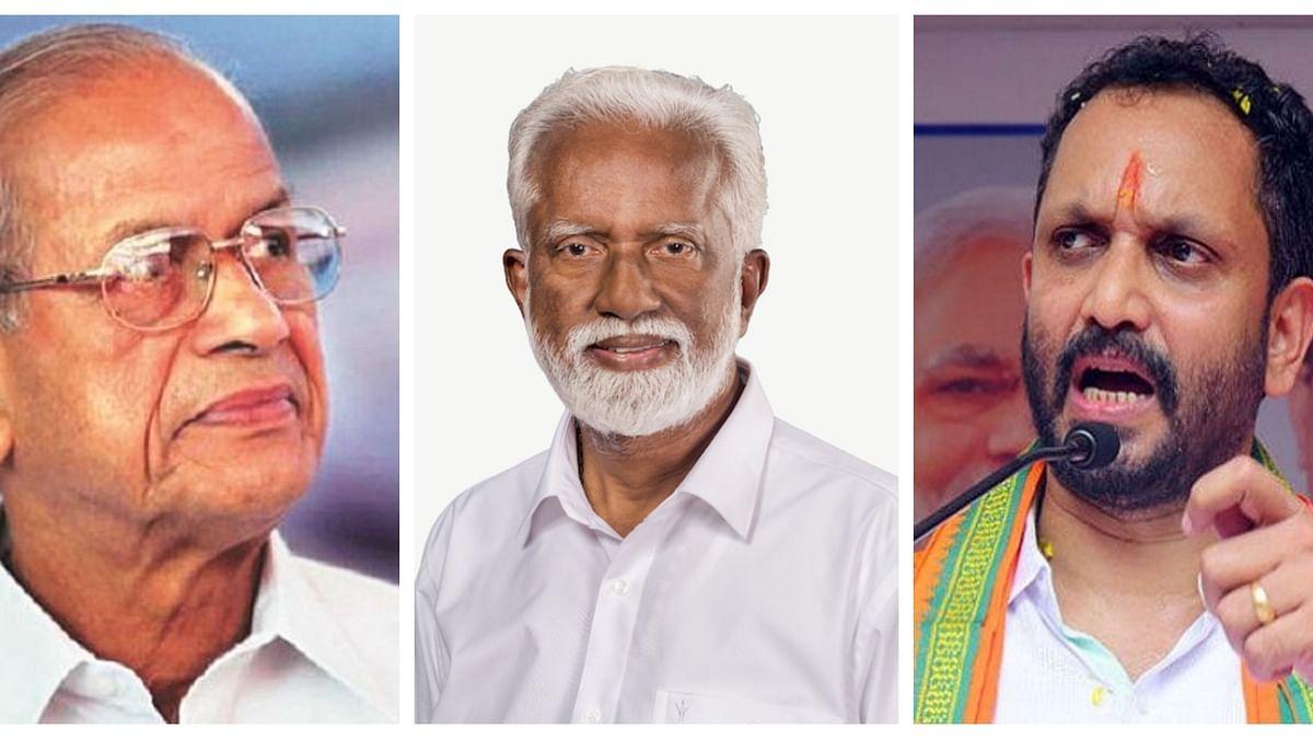 Kerala's 'No' to saffron; BJP hopefuls E Sreedharan, Kummanam Rajasekharan, K Surendran lose seats
