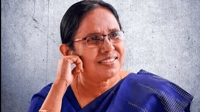 Rock star Health Minister KK Shailaja to become Kerala's first ever woman Speaker?