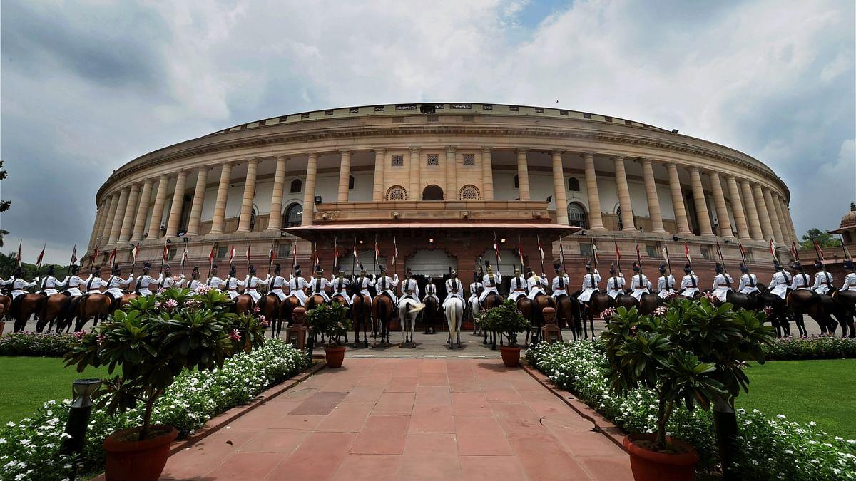 भारतीय संसद/ फोटो: नवजीवन