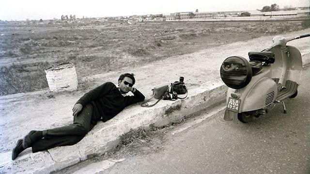 एस पॉल की एक पुरानी तस्वीर / फोटो : Pramod Pushkarna