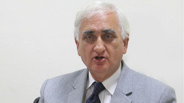 कांग्रेस के वरिष्ठ नेता और पूर्व केंद्रीय मंत्री सलमान खुर्शीद / फोट : कौमी आवाज