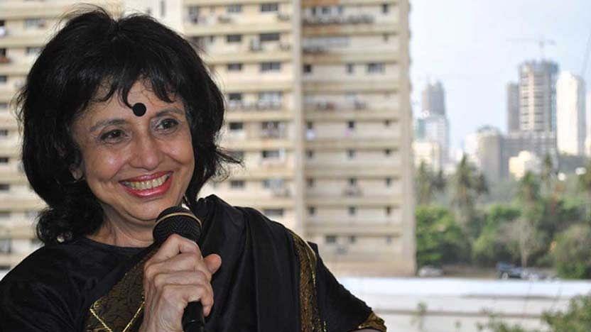 पुराने जमाने की मशहूर पार्श्व गायिका शारदा / फोटो : इकबाल रिज़वी