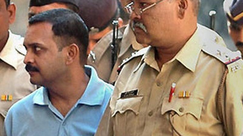 मालेगांव ब्लास्ट के आरोपी प्रसाद पुरोहित की फाइल फोटो