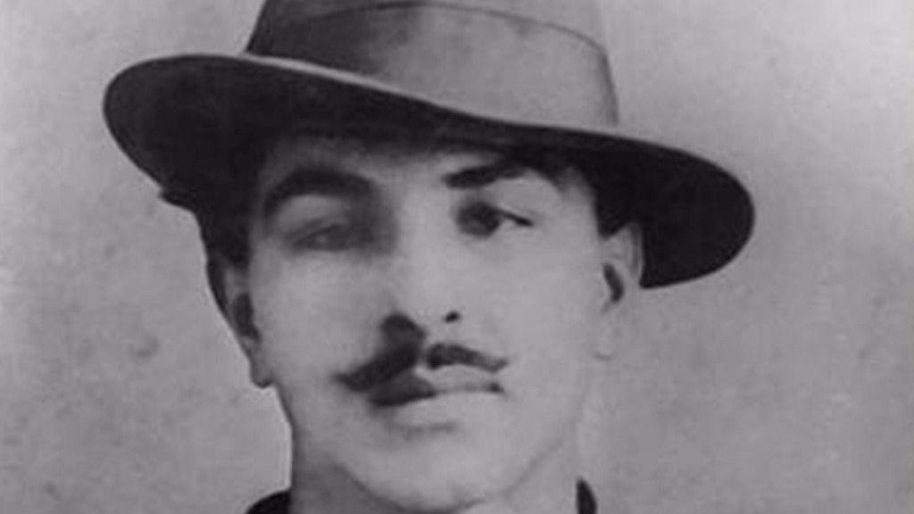 """""""हमें फिर से तुम्हारी जरूरत है"""": भगत सिंह के चाहने वालों ने किया उन्हें याद"""