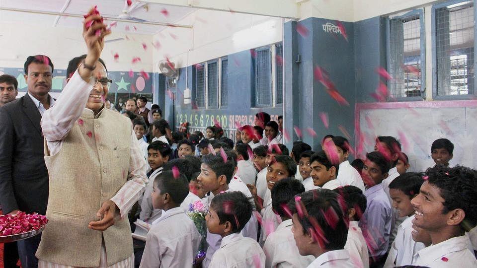 मध्य प्रदेश में लगेगी 'जय हिंद' की हाजिरी