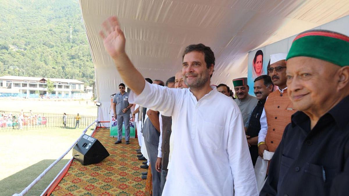 देश के सामने बेरोजगारी सबसे बड़ी समस्या: राहुल गांधी