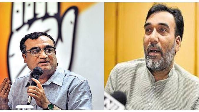 केजरीवाल भी कर रहे हैं संघ के लिए काम, इसीलिए उतारेंगे गुजरात में उम्मीदवार : कांग्रेस