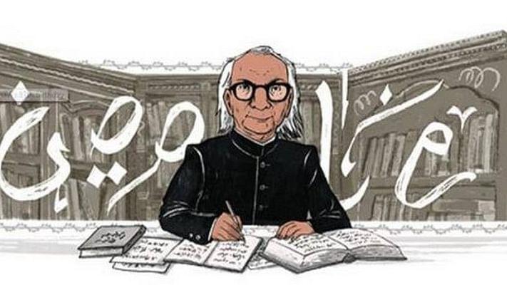 गूगल ने उर्दू साहित्यकार अब्दुल कवी दसनवी को डूडल के जरिये किया याद