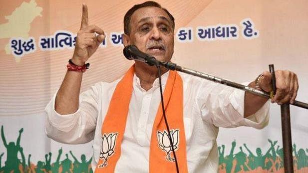 गुजरात के मुख्यमंत्री विजय रूपाणी का कथित ऑडियो वायरल, बोले 'मेरी हालत खराब है, लोगों को मनाओ'