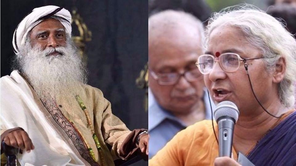 जग्गी वासुदेव आने वाले समय के राम रहीम हैं: मेधा पाटकर
