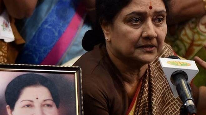 आयकर विभाग के निशाने पर शशिकला, जयललिता के घर पोएस गार्डन पर  छापेमारी के बाद समर्थकों में नाराजगी