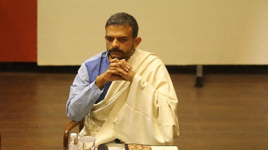 बीजेपी-संघ की उच्च हिंदू जाति के प्रभुत्व वाली संस्कृति  देश के लिए खतरनाक- टीएम कृष्णा