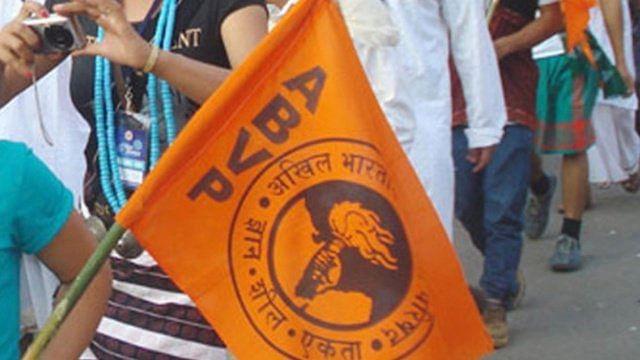 विधानसभा चुनाव से पहले बीजेपी को तगड़ा झटका, गुजरात केन्द्रीय विश्वविद्यालय छात्र परिषद चुनाव में एबीवीपी का सूपड़ा साफ