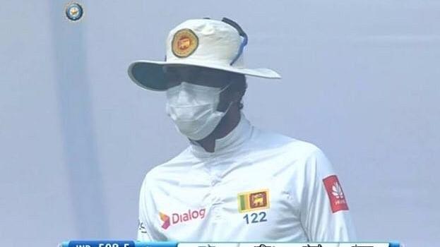 भारत-श्रीलंका क्रिकेट में प्रदूषण की वजह से हुई अंतर्राष्ट्रीय बदनामी