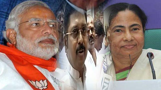 तमिलनाडू में जयललिता की सीट पर निर्दलीय दिनाकरण का कब्जा, नोटा को मिले बीजेपी से ज्यादा वोट