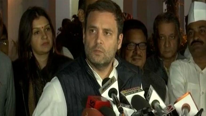 बीजेपी की बुनियाद ही झूठ पर आधारित, एक-एक कर सामने आ रहे हैं सारे झूठ: राहुल गांधी