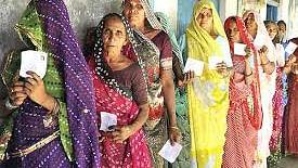 गुजरात चुनाव: विरोधी मतदाताओं को पोलिंग बूथ से दूर रखने के लिए बीजेपी ने संघ के साथ बनाई ए, बी, सी, डी रणनीति