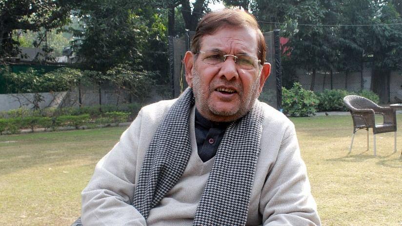वरिष्ठ नेता शरद यादव ने राहुल गांधी के नेतृत्व को सराहा, कहा, मोदी और बीजेपी को सत्ता से बाहर करना है मेरा मकसद