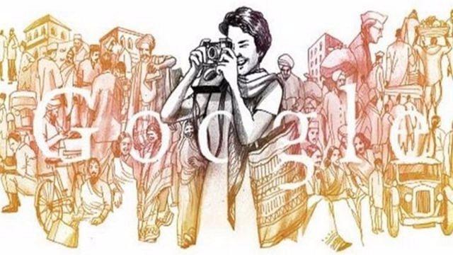 आजादी के पहले और बाद के भारत की तस्वीरें लेने वाली देश की पहली महिला फोटोग्राफर होमी व्यारावाला को गूगल ने किया याद