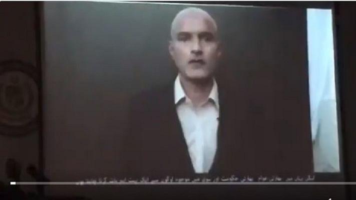 पाकिस्तान ने जारी किया कुलभूषण जाधव का नया वीडियो, भारतीय राजनयिक को कठघरे में खड़ा किया