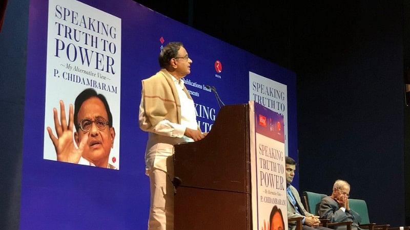 चिदंबरम ने 'एक देश, एक चुनाव' को मोदी सरकार का नया जुमला करार दिया, इस मुद्दे पर अपने बयान से पलटे नीतीश कुमार
