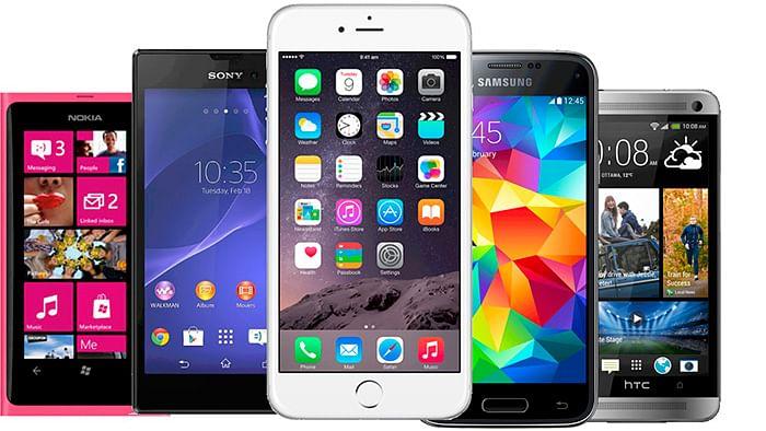 दुनिया में सबसे ज्यादा बिकते हैं इन 5 कंपनियों के स्मार्टफोन