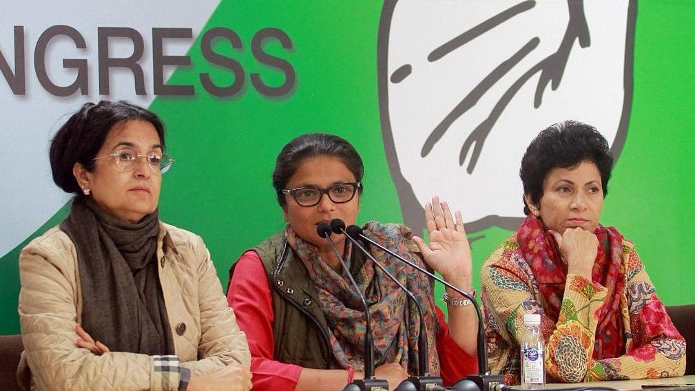 मन की बात में हरियाणा में बलात्कार की घटनाओं पर जवाब दें पीएमः कांग्रेस