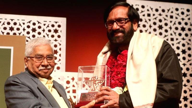 साहित्य अकादमी विजेता केपी रामानुन्नी ने कहा, कट्टर हिंदू ताकतों को पर्दे के पीछे से बढ़ावा दे रही है सरकार