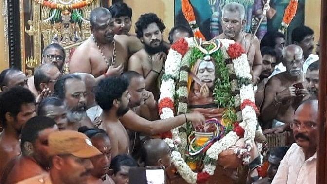 शंकराचार्य जयेंद्र सरस्वती LIVE: नहीं रहे कांची मठ के शंकराचार्य, वे कांची कामकोटि पीठ के 69वें मठ प्रमुख थे
