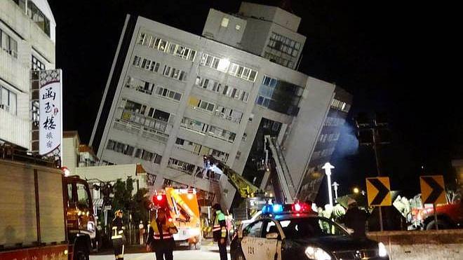 ताइवान में भूकंप और मोदी का संसद में भाषण: यह हैं कुछ खबरें जिन पर रहेगी आज नजर