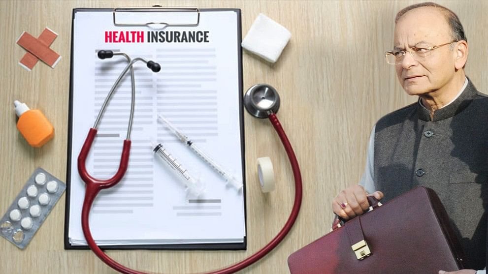 स्वास्थ्य बीमा योजना के नाम पर धोखा दे रही है मोदी सरकार