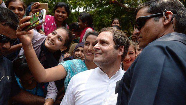 राहुल गांधी से मिलने के बाद  एक संघ समर्थक की राय: 'बहुत ही सहज और मिलनसार हैं कांग्रेस अध्यक्ष'