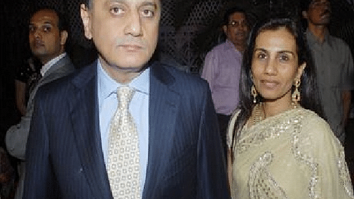 आईसीआईसीआई बैंक -वीडियोकॉन केस: चंदा कोचर के पति के खिलाफ सीबीआई ने दर्ज की प्राथमिकी