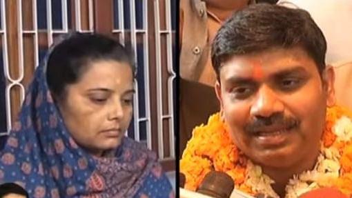 यूपी उपचुनाव: फूलपुर से बीजेपी उम्मीदवार पर एक पत्नी के रहते धोखे से दूसरी शादी रचाने का मुकदमा