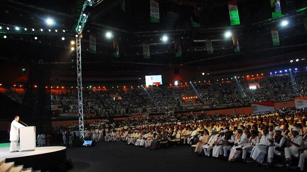 सत्ता हासिल करने के लिए लोकप्रिय जनादेश का अपहरण कर रही है बीजेपी: कांग्रेस
