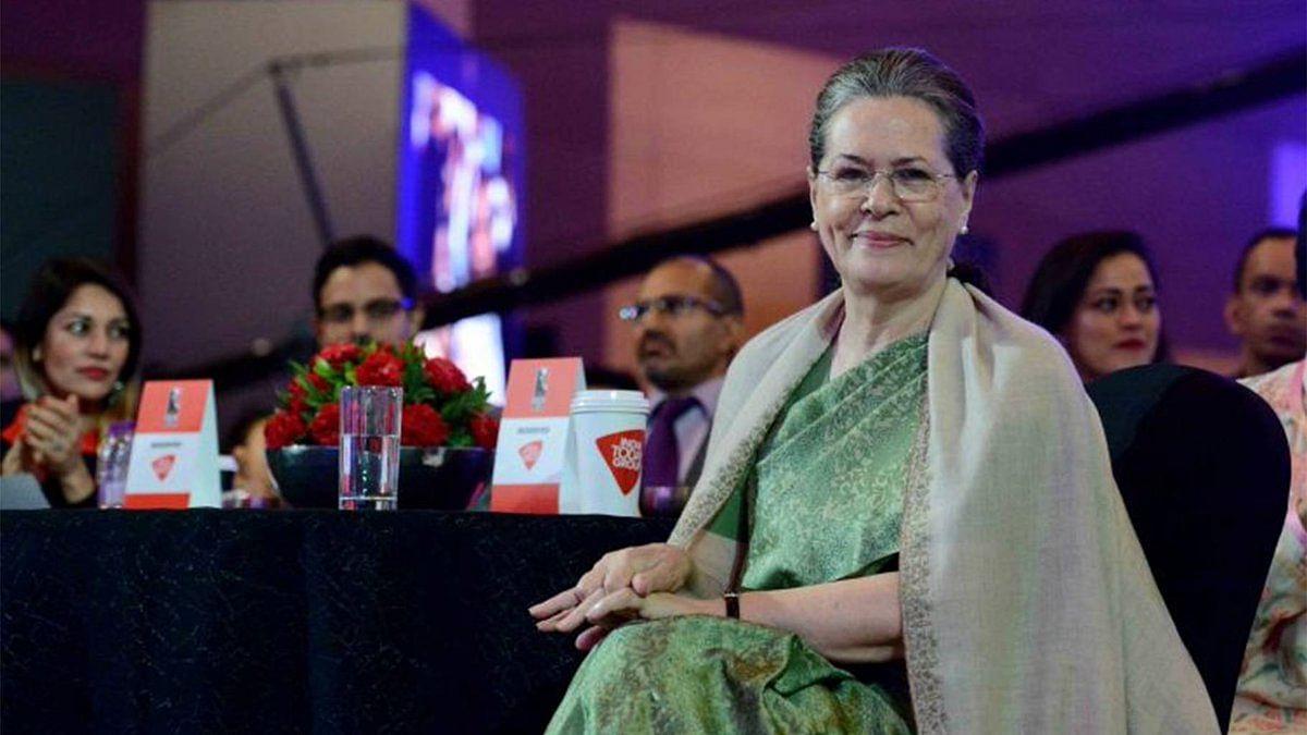 बीजेपी के 'अच्छे दिन' का हाल भी  'शाइनिंग इंडिया' जैसा होगा, हम करेंगे 2019 में वापसी: सोनिया गांधी