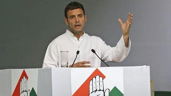 सेना के पास पैसे नहीं और राफेल डील में खा गए 36 हजार करोड़ः राहुल गांधी