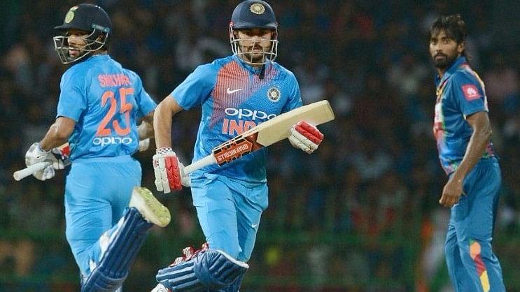 निदास ट्रॉफी: पहले टी20 में भारत के 174 रन का पीछा करते हुए श्रीलंका के 5 विकेट पर 136 रन