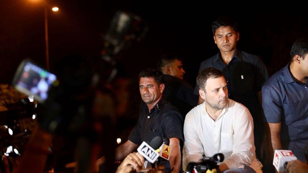 कठुआ-उन्नाव रेप केस : चुप्पी तोड़ने पर राहुल गांधी ने दिया पीएम को धन्यवाद, पूछा कब मिलेगा बेटियों को इंसाफ?