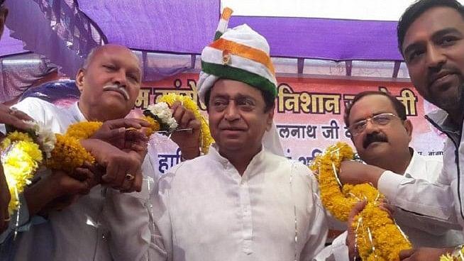 कमलनाथ को मध्य प्रदेश कांग्रेस की कमान, ज्योतिरादित्य सिंधिया बने चुनाव प्रचार समिति के अध्यक्ष
