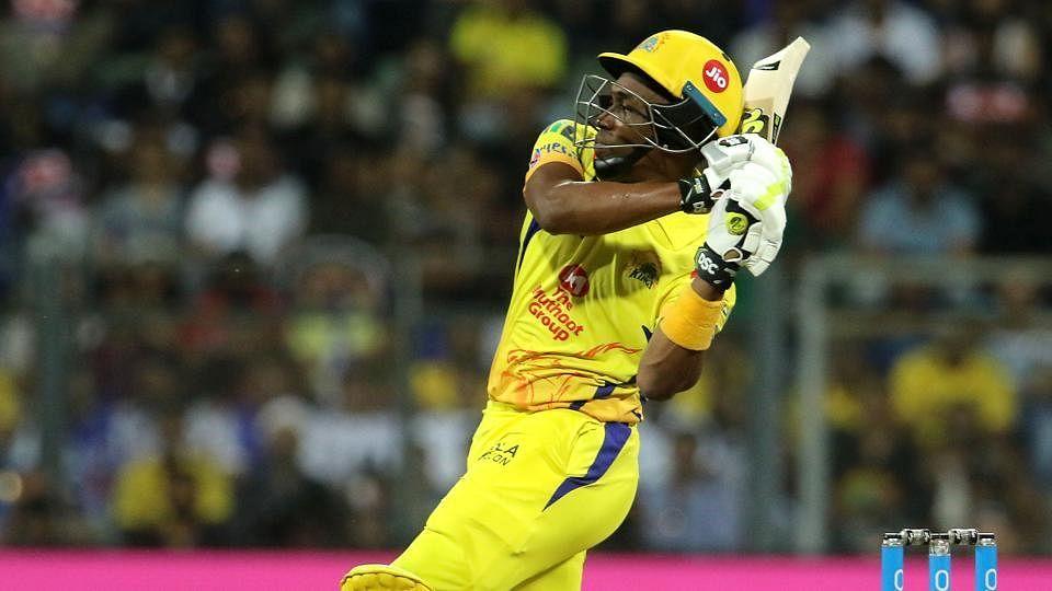 आईपीएल 11ः ब्रैवो की आतिशी पारी ने पलटी बाजी,  चेन्नई सुपर किंग्स ने मुंबई इंडियंस को उसके घर में पीटा