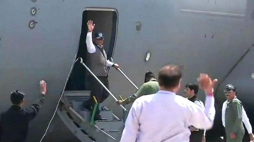 38 भारतीयों के अवशेष लाने मोसुल रवाना हुए वीके सिंह, 2 अप्रैल को लौट सकते हैं भारत