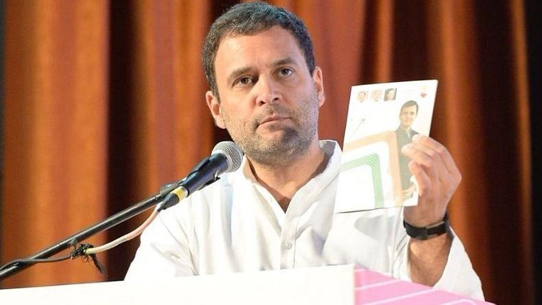 कर्नाटक चुनाव: राहुल ने कहा, पीएम जनता से अपने 'मन की बात' कहते हैं, हमारे घोषणा पत्र में लोगों के 'मन की बात'
